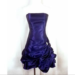 Vintage JESSICA McCLINTOCK GUNNE SAX Dress 7